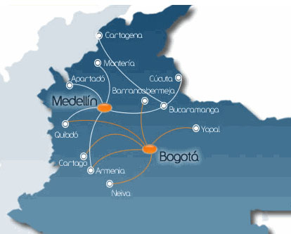 avianca route map with Colombia Vuelos on Airfare Of The Day Avianca Lax To Bcnmad Usd 2033 Rt Business Class likewise Avianca also Colombia Travel Guide furthermore The State Of Lie Flat Business Class On American Carriers moreover 566820303078579287.