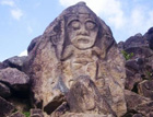 San Agustin Rock Sculptures